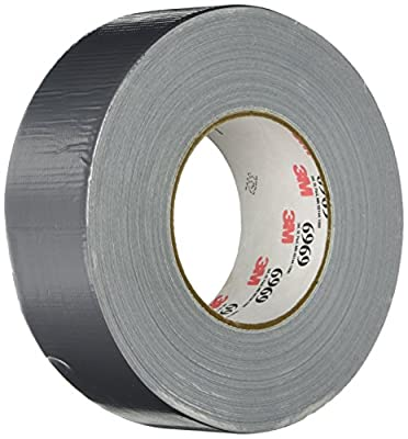 3M Extra Heavy Duty Duct Tape 6969 48 mm x 54.8 m 10.7 mil (Pack of 1)
