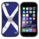 Graphic4You Scotland Scottish Flag Curve