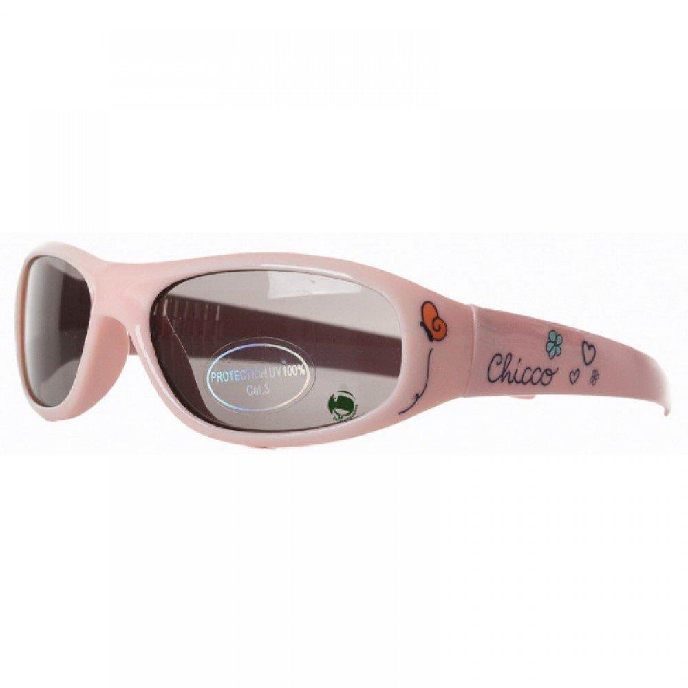 Chicco 00007385000000 - Gafas de sol Candy, para niña, 0 meses en adelante, color rosa