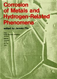 Book's Cover ofCorrosion of Metals and Hydrogen-Related Phenomena: Selected Topics
