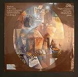 Martinu - Toccata E Due Canzoni Sinfonietta La Jolla [Vinyl] Prague Chamber Orchestra, Zdenek Hnat (Piano) - Supraphon 1 10 1619 Stereo