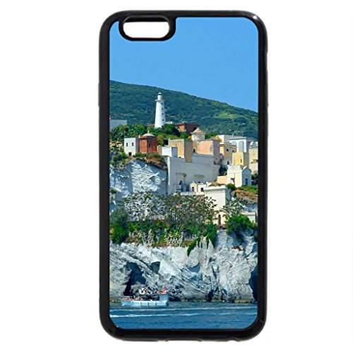 iPhone 6S / iPhone 6 Case (Black) Rocks town