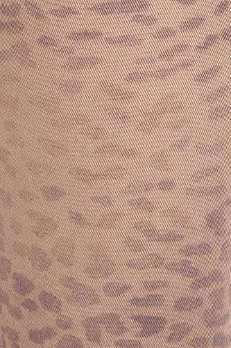 8PM Coton Femme Marron Jeans D8PM82P98BAUER gdgxRwrt