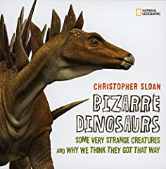 With state-of-the-art, digitally modeled images, fantastic photos of fossils, and up-to-date scientific interpretations, Bizarre Dinosaurs introduces dino-lovers to a group of very strange creatures indeed. The cast of characters includes Masiakasaur...