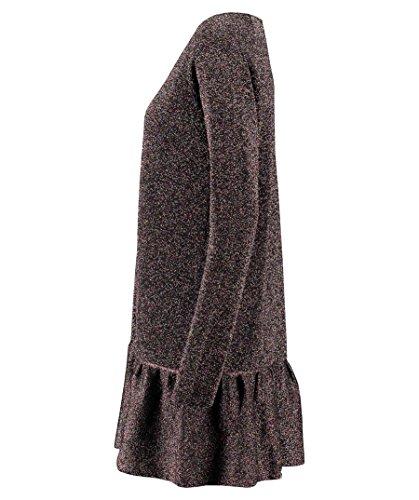Damen Jerseykleid Twin 15 Schwarz My gH5ZTH