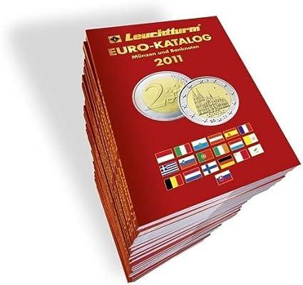 Faro Euro Catálogo – Monedas y billetes 2011: Amazon.es: Oficina y papelería