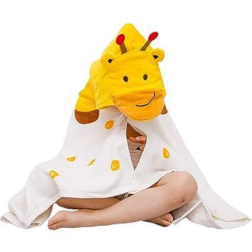 Poncho de toalla de baño con capucha para niños Toalla de baño con capucha para niños, niñas ...