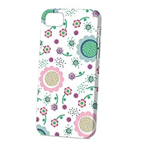Case Fun For SamSung Note 2 Case CoverVogue Version - 3D Full Wrap - Summer Garden