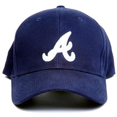 MLB Atlanta Braves LED Light-Up Logo Adjustable Hat