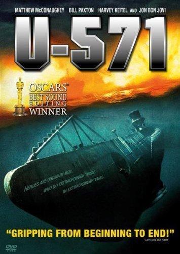 U-571 by Matthew McConaughey