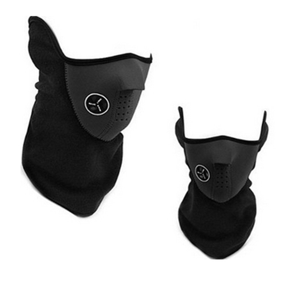 Chopmall(R)Neck Warmer Face Mask Cycling Motorcycle Bike Ski Helmet Wind Veil Snowboard