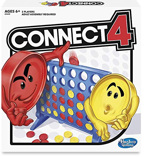 Hasbro Connect 4 Game (Things That Start With D For Preschool)