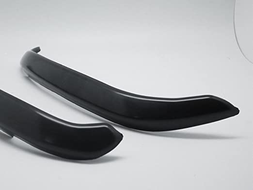 Fundas para faros delanteros sin pintar de cejas con rayas para 453 MK3 2