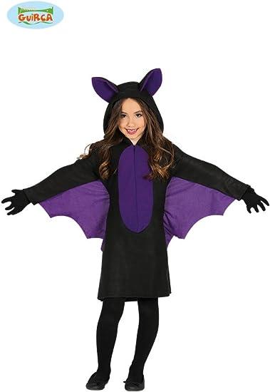 Disfraz de Murciélago morado para niña: Amazon.es: Juguetes y juegos