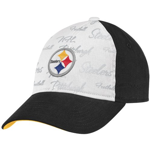(NFL Women's Fan Gear Slouch Adjustable Hat - EQ59W, Pittsburgh Steelers, One Size Fits All)