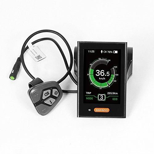 Bafang HMI Colored Display Electric Bike Odometer Bike Speed Meter (C18) by Bafang