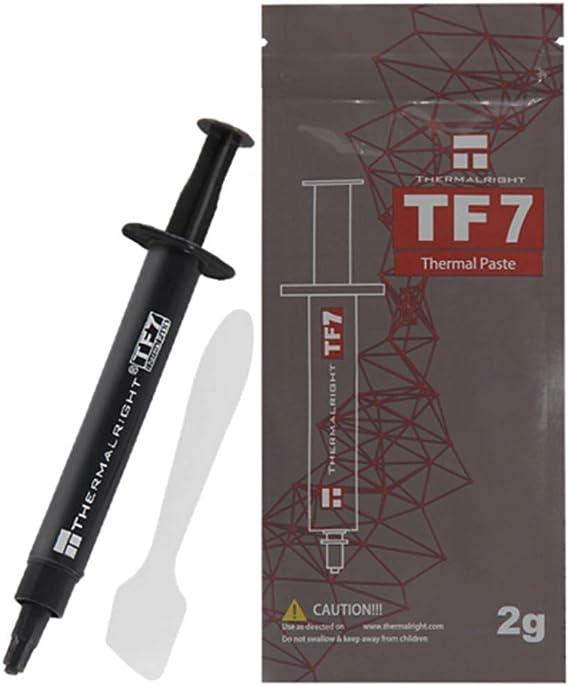 One Enjoy Thermalright Tf7 Wärmeleitpaste 12 8 W Computer Zubehör