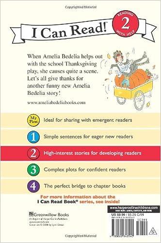 Amazon.com: Amelia Bedelia Talks Turkey (I Can Read Level 2 ...