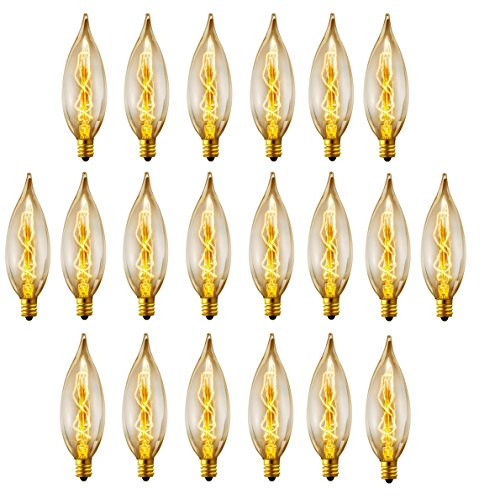 Globe Electric Incandescent Candelabra 84308