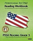 PENNSYLVANIA TEST PREP Reading Workbook PSSA Reading Grade 3, Test Master Press Pennsylvania Staff, 1463739443