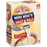 1-Land O Lakes Mini Moo`s Half & Half 48-Single Serve Dairy Creamers