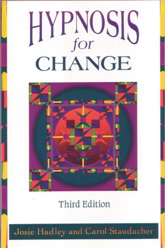 Hypnosis for Change by Brand: New Harbinger Publications