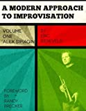 A Modern Approach to Improvisation, Eric Siereveld, 1490476873