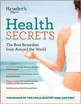 Book Reader's Digest Health Secrets: The Best Remedies from Around the World