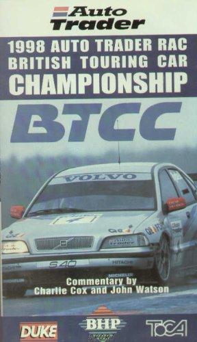1998 AUTO TRADER RAC BRITISH TOURING CAR CHAMPIONSHIP BTCC VHS ()