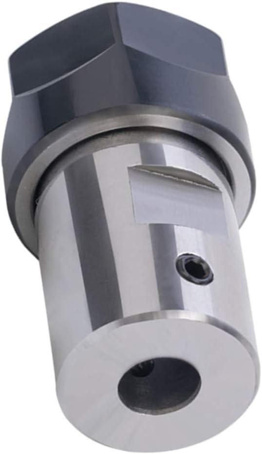 H HILABEE Motorwelle Spannzange Verl/ängerungsstange f/ür CNC Fr/äsen ER16-10mm