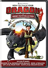 Join Hiccup, Toothless, and the rest of your favorite characters on 4 exciting adventures as they hunt down the legendary Boneknapper Dragon, discover an island with new dragons, rewrite the insider training secrets, and race dragons in How t...