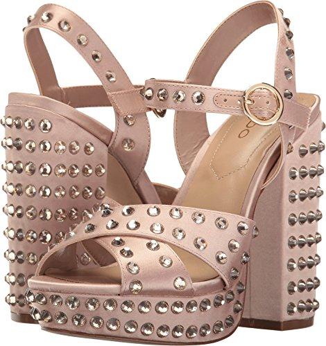 ALDO Womens Britain, Light Pink, Size 7.5
