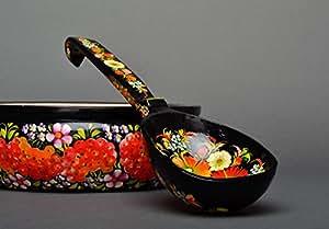 Decorative Wooden Spoon