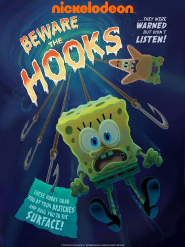 : SpongeBob SquarePants: Beware the Hooks