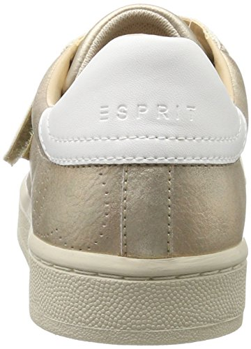 Esprit Slipper, Groesse 37, gold