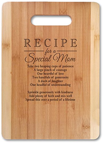 Mothers Gift Recipe for a Special Mom (