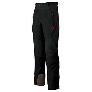 in stock the latest how to orders Mammut Alto Pants Men - black - 52: Amazon.co.uk: Sports ...