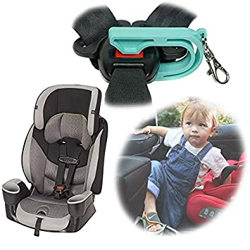 Boloniprod 3 Pcs Multicolored Car Seat Key Car Seat Unbuckle with Keychain Seat Baby Carseat Unbuckler Release for Children and Kids Caregivers Caretakers Grandparents Style 4 Parents
