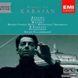 Brahms: Symphony No. 2 / Strauss: Metamorphosen / Mozart: Masonic Funeral Music