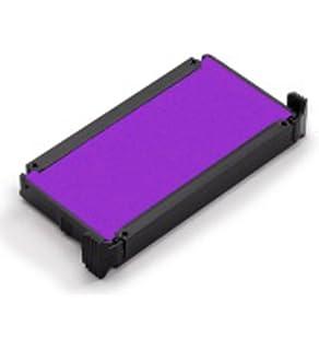 Amazon.com: Azul nueva almohadilla de tinta de repuesto para ...