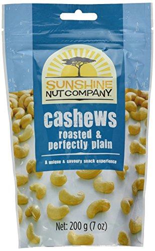 SUNSHINE NUT COMPANY CASHEWS RSTD - Nut Company