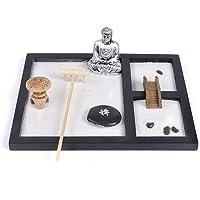 Excellent112 Zen - Adornos para meditación de Arena
