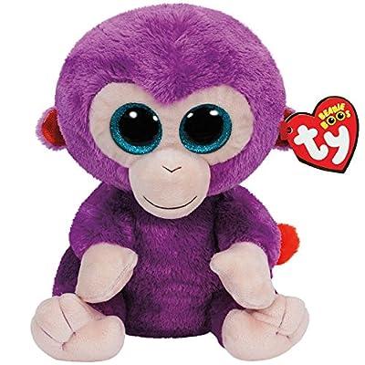 Ty Beanie Boos Grapes The Purple Monkey Plush