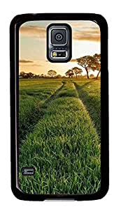 Samsung Galaxy S5 Beautiful Morning PC Custom Samsung Galaxy S5 Case Cover Black