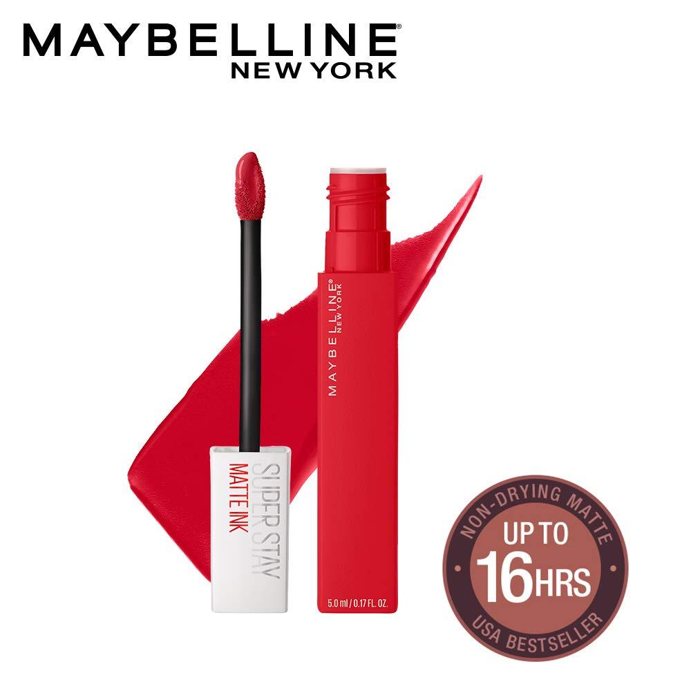 Maybelline-New-York-Super-Stay-Matte-Ink-Liquid-Lipstick thumbnail 76
