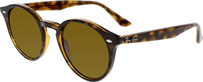 22c1fac7375e Ray-Ban Unisex Adults Sonnenbrille Mod 2180 Sunglasses, Brown (Braun), 51.0
