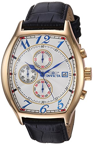 Invicta lupah watch bands for men