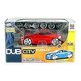 dub model cars - DUB City: Lexus SC-430 DubShop (Red) 1/24 Scale