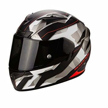 Scorpion Casco Moto EXO-710 AIR Furio, Camo, XS