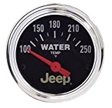 Auto Meter 880241 Jeep Electric Water Temperature Gauge